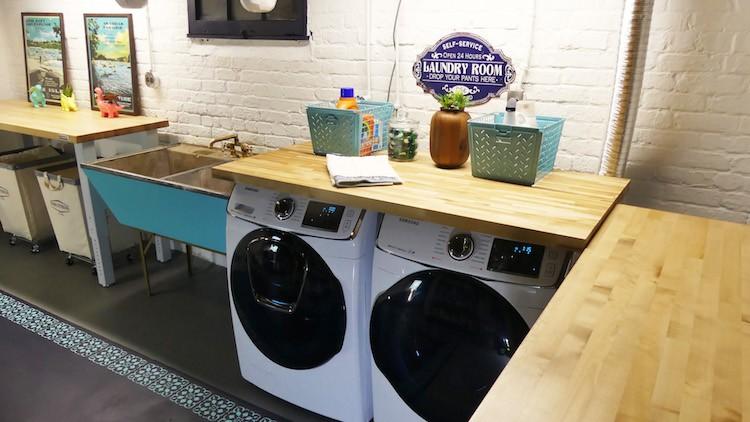 Laundry Room Renovation