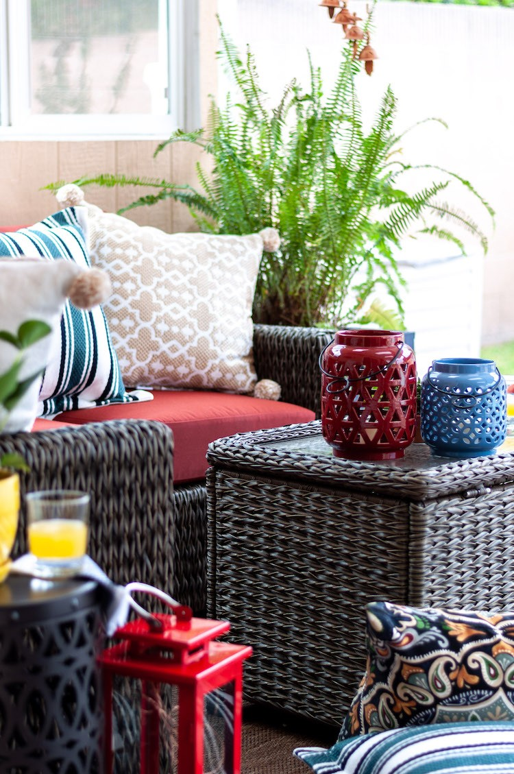 Outdoor Patio Furniture for Small Spaces