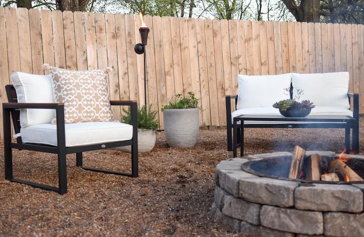 Modern Outdoor Space
