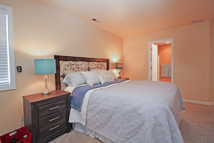 Master Bedroom Transformation with LifeProof Carpet