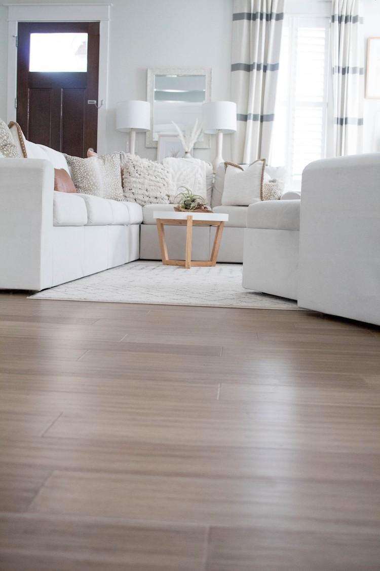 family friendly flooring