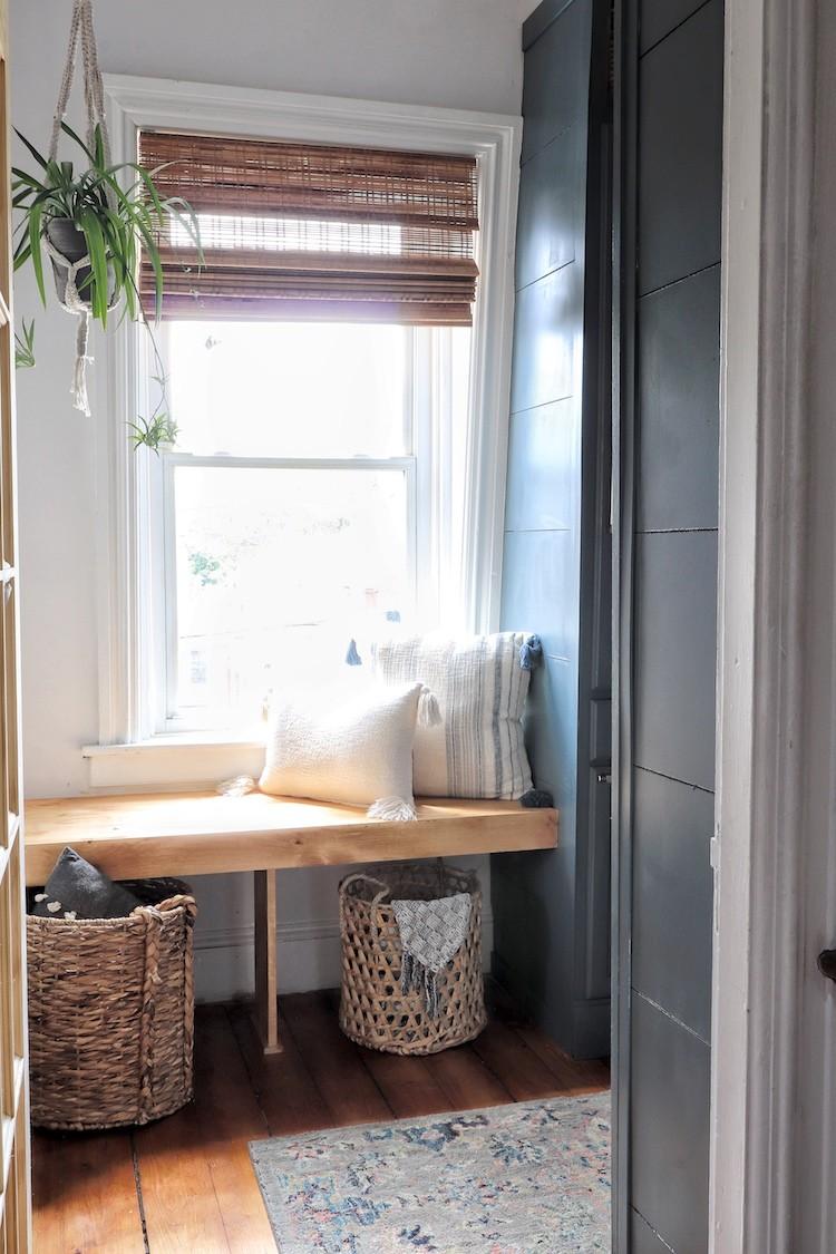 Spare Room Space Turned Custom Closet