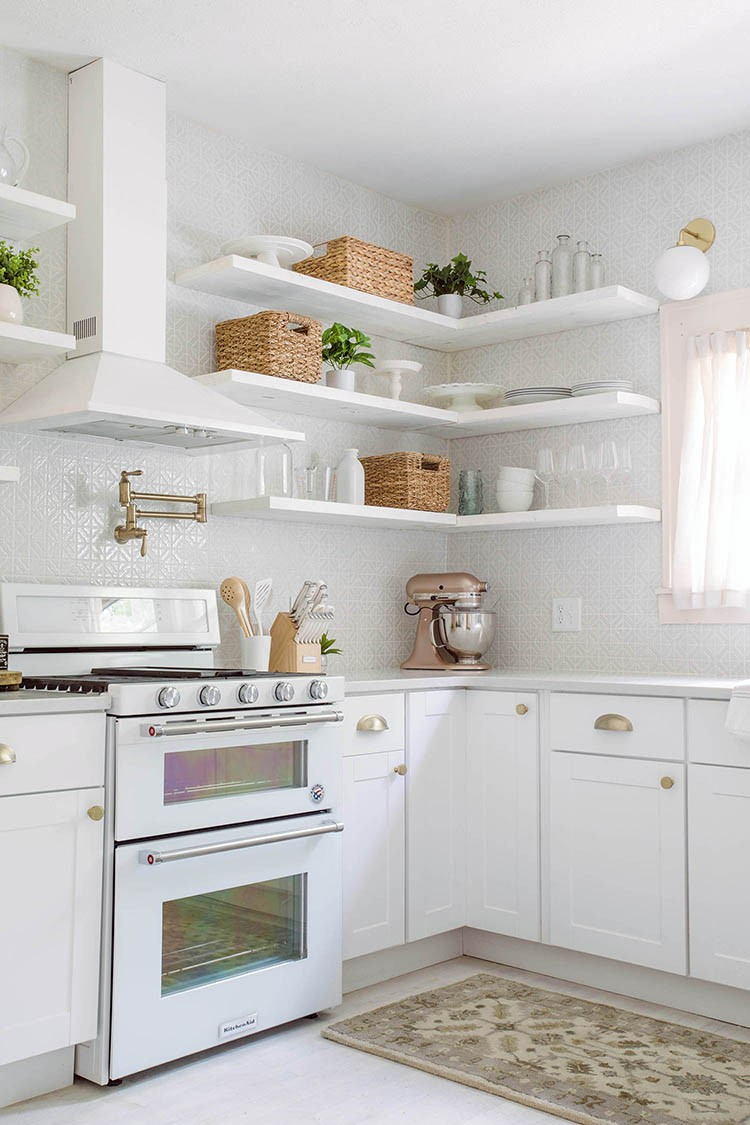 A Charming 1920s Kitchen Renovation
