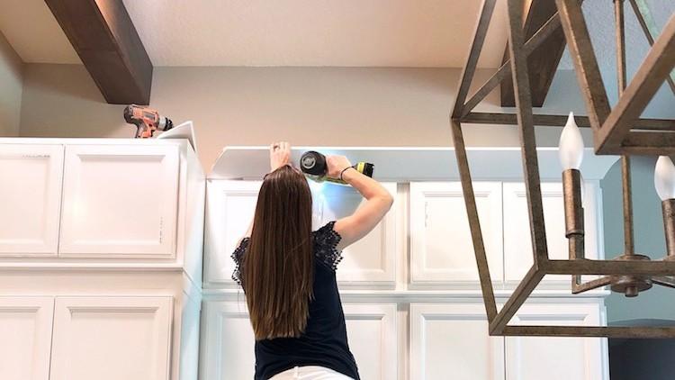 Kitchen Cabinets Upgrade