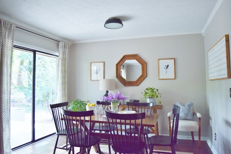 Dining Room Refresh