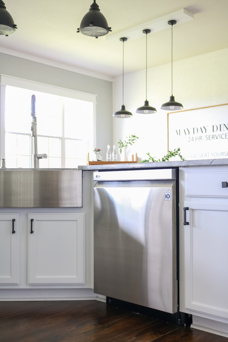 Kitchen Makeover with LG Appliances
