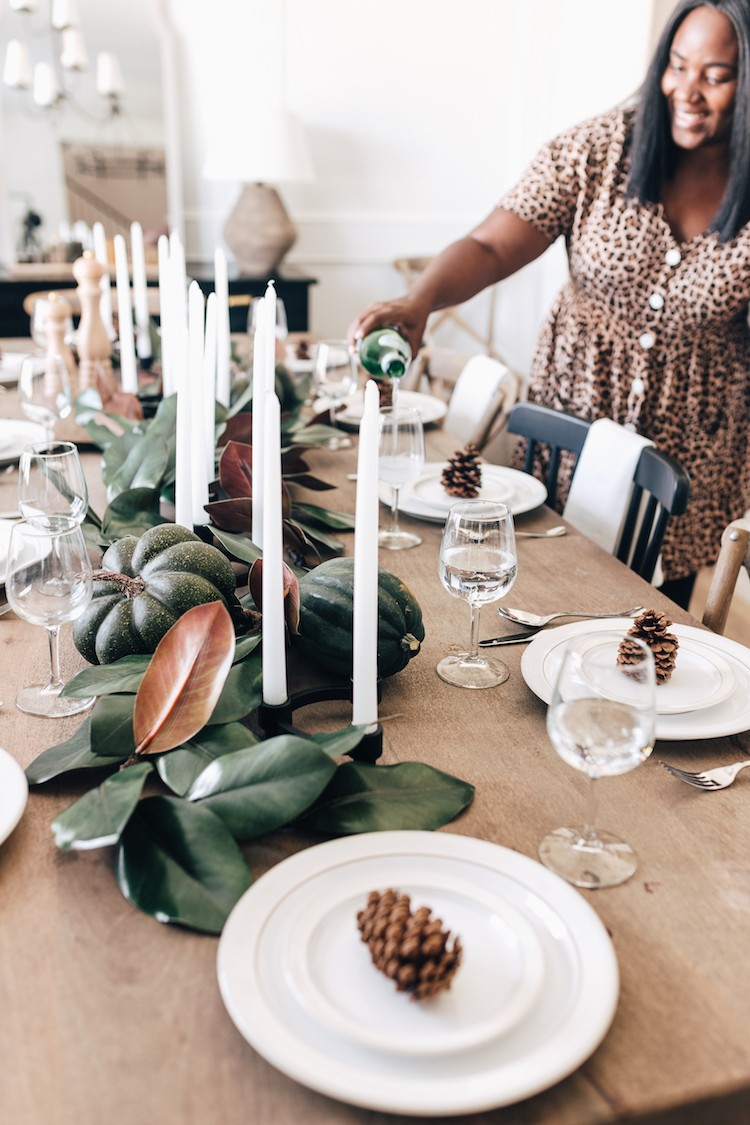 Setting the Table for Friendsgiving