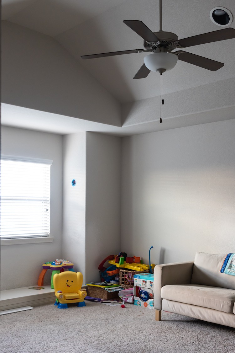 Casual Modern Playroom Decor