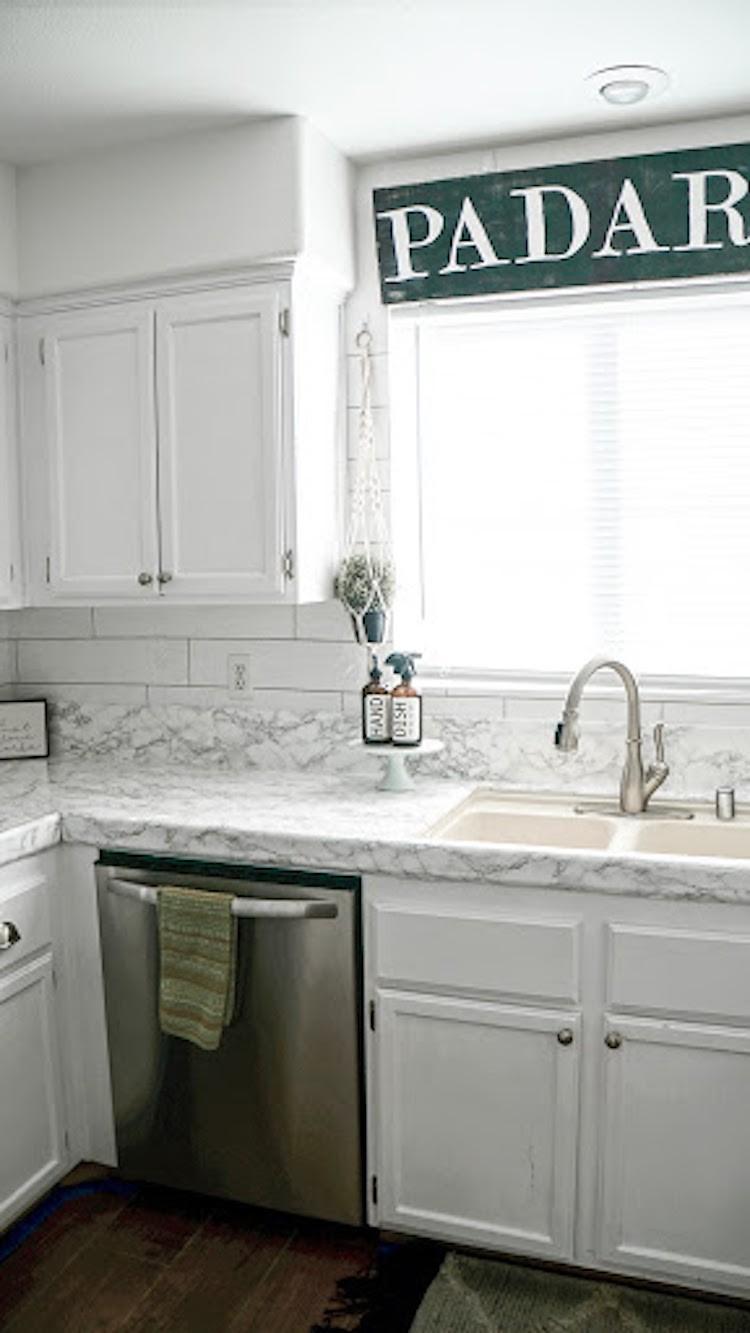 Rental Home Kitchen Renovation